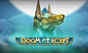 doom of egypte machine a sous en ligne play n go